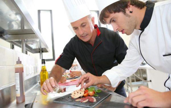 Jungkoch – für Hotels und Restaurants