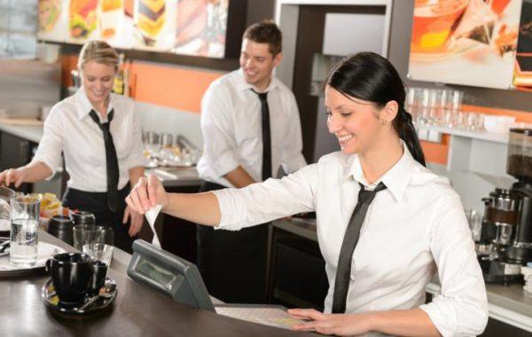 Kellner – Chef de Rang für renommierte Hotels